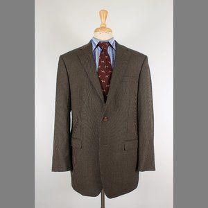 Ralph Lauren 42L Brown Sport Coat B721